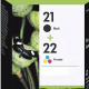 Inkt navulsets HP21/HP22(XL)
