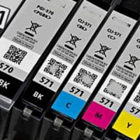 Een inktpatroon leeg en de printer doet het niet