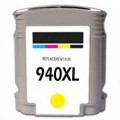 YHP940XLY Yellow (C4909AE) HP 940 inktcartridge Yellow HiCap