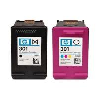 Navulhandleiding voor HP300 HP62 en HP301 inktpatronen