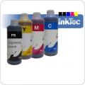 Navul inkt BCMY 4x 1liter HP300(XL) inktpatronen.