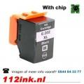 202XL Black inktpatroon met chip 24ml