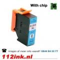 202XL Cyan inktpatroon met chip