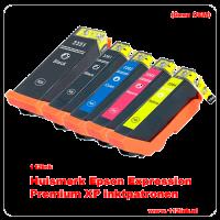 Navulhandleiding voor Epson 24XL en Epson 26XL inktpatronen