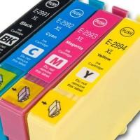 Epson printers of inktpatronen resetten na het vullen