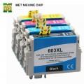 Set 603XL hoge capaciteit inktpatronen BCMY