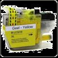 LC-3219XL Yellow inktpatroon met chip 20ml