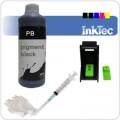 Inkt navulset HP350(XL) Black inktpatroon