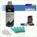 Inkt navulset HP21(XL) Black inktpatroon