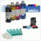 Inkt navulset HP300(xl) zwart/kleur inktpatronen