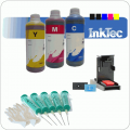 Inkt navulset HP300(XL) kleur inktpatroon