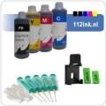 Inkt navulset PG-512/CL-513 B&C inktpatronen
