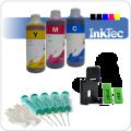 Inkt navulset voor CL-41 kleuren inktpatroon