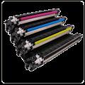 TN-325 set tonercartridges kleur en zwart