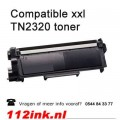 TN-2320/2310 tonercartridge standaard of XXL