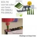 Eco Fill Spuiten met luerlock opzet vulstuk